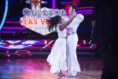 Simone Biles Dancing With The Stars Viennese Waltz Video Season 24 Episode 4 – 4/10/17 #DWTS