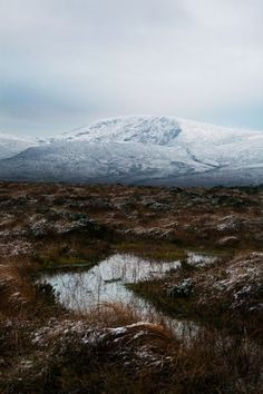 Wicklow Mountains National Park,