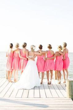 North Beach Maryland Wedding Full of Happy Color: http://www.stylemepretty.com/maryland-weddings/2014/08/28/north-beach-maryland-wedding-full-of-happy-color/   Photography: Robin Van Dyke - http://www.robynvandykephotography.com/index2.php#/home/