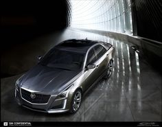 Cadillac automobile - Introducing the All-New 2014 #Cadillac #CTS.