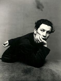Peter Ustinov by Irving Penn
