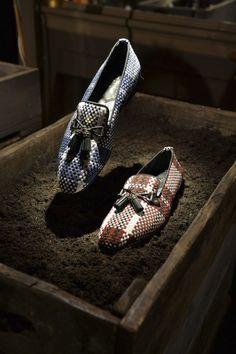 Louis Leeman Paris Menswear Spring Summer 2015 London - NOWFASHION