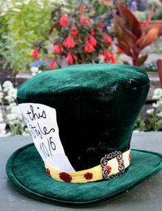 Kathy Brown's Garden: Mad Hatter's Tea Party