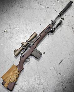 Semiautomatic Sniper System, with MK4 LR/T riflescope. http://riflescopescenter.com/nikon-monarch-review/