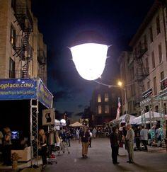 Airstar Balloon Lamp