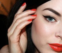 coral make up#Repin By:Pinterest++ for iPad#