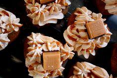 caramel cupcakes by ashley.maureen, via Flickr
