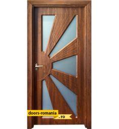 Uși de interior în România la un preț super | Doors Romania Luxury Furniture, Doors, Mirror, Home Decor, Lights, Interiors, Puertas, Decoration Home, Room Decor