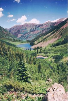 Crater Lake Trail - Colorado Trails