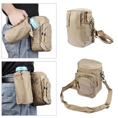 Sports & Entertainment City Jogging Bags Utility 3p Tactical Duffle Waist Bags Tactical Molle Assault Backpack Multifunction Pockets Small Edc For Camping Hiking Relieving Rheumatism