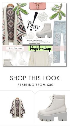 """""""Lets play- Itgirl"""" by janee-oss ❤ liked on Polyvore featuring moda y Michael Kors"""