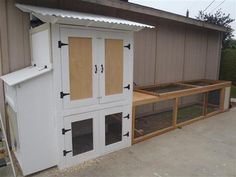 another chicken coop