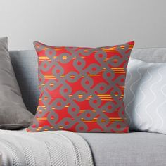 'Define ' Throw Pillow by Scatter Cushions, Designer Throw Pillows, Abstract Print, Pillow Design, Print Design, Art Prints, Printed, Awesome, Artwork