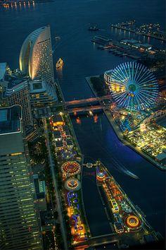 Yokohama Amusement Park, Japan