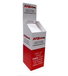Check out this awesome standee with dispenser for Elephant Atta promotional giveaways!  Made entirely from cardboard, its ligtweight, easy to assemble and 100% recyclable!  All of our POS displays from Fsdus (free standing display units) to standees dump bins and counter top units (CDUs) are designed and manufactured at our site in Birmingham City Centre!  We can design bespoke units to fit your products perfectly (just like this one) or we offer a vast range of existing display units to…