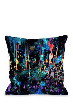 Oliver Gal by One Bella Casa Darkest Hour Pillow