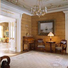 """Мне всегда была очень близка и интересна тема усадеб, """"чеховских дач"""", русского стиля. Я с огромным удовольствием хожу в дома-музеи и представляю как в них…"""
