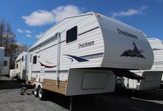 2007 Dutchmen by Dutchmen Manufacturing Inc. Electric Awning, Gas And Electric, Corner Door, Double Door Refrigerator, Used Rvs, Cargo Van, Fresh Water Tank, Automatic Transmission, Vr