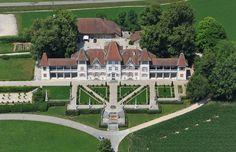 Das Schloss Waldegg in Feldbrunnen-    solothurn