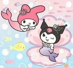 Kuromi & Melody