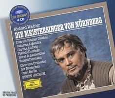 WAGNER Meistersinger von Nürnberg Jochum - Deutsche Grammophon
