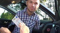 Homem sem braços surpreende e é aprovado em exame de condução na primeira tentativa | Portal PcD On-Line