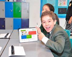 Desarrollada por Innova&Educación, Educa-Tab es una aplicación para tabletas y ordenadores, que consiste en un proyecto de enseñanza digital integral tanto para docentes como para alumnos. A través de un