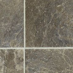 Armstrong�Stones & Ceramics 11.81-in W x 47.48-in L Stone Creek Azul Laminate Flooring - great for both bathrooms!