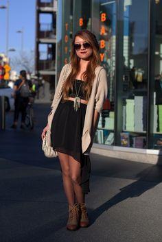 Jocelyn #streetstyle #fashion #boho #chic #style