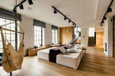 Kiev Slide Apartment