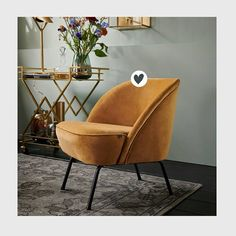 Accent Chairs, Sweet Home, Furniture, Home Decor, Instagram, Armchairs, Upholstered Chairs, Decoration Home, House Beautiful