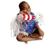Rattle Rouser Craft Idea for July 4th