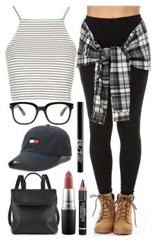 """""""Untitled #1004"""" by axhleyx ❤ liked on Polyvore featuring Topshop, Forever 21, Urban Decay, Whistles, MAC Cosmetics and L'Oréal Paris"""
