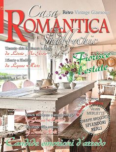 Our Beach House on the Cover , of the new Casa Romantica.