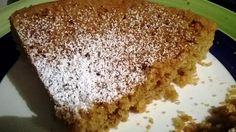 Arte e cucina...le ricette di Marisa e Simona: Torta di nocciole al profumo di caffè