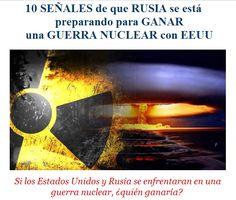10 SEÑALES de que RUSIA se está                             preparando para GANAR una GUERRA NUCLEAR con EEUU