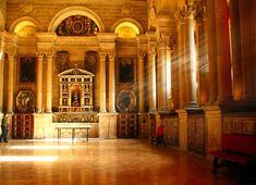 Andrés de Vandelvira. Sacristía de la Catedral de la Asunción de Jaen. Se trata de uno de los edificios más clásicos de todo el renacimiento español.