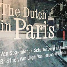 "22 Likes, 2 Comments - Hans Blankenburgh (@blankenburgh) on Instagram: ""The Dutch in Paris #vangoghmuseum #art #arte #artistsoninstagram #kunst #gallery #galeria #vangogh…"""