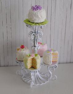 Miniature Cake Stand!!