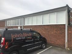 Commercial Blinds, Fitted Blinds, Car, Automobile, Autos, Cars