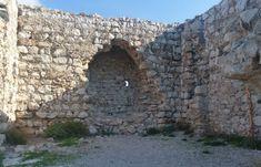 Chapel Dedicated to Saint John - Kritinia Castle In Rhodes Saint John, Picture Postcards, Beautiful Scenery, Rhodes, Mount Rushmore, Greece, Tourism, Castle, Vacation