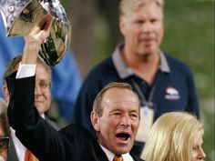 Pat Bowlen....talk about an owner who wanted to win!