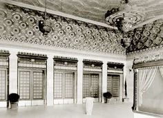 Pantages Theatre 1924 Lobby