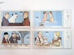 Beim Urheberrecht kennt Loriot-Erbin Susanne von Bülow keinen Spaß: Mit einem Gerichtsbeschluss hat sie Wikipedia dazu gezwungen, Bilder von Briefmarken mit...