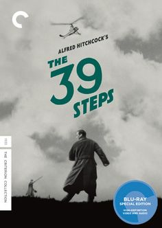 The 39 Steps #56 Another great Hitchcock early film.  The way this film is pieced together is pure genius.Find this film on DVD, Blu-ray of hulu plus