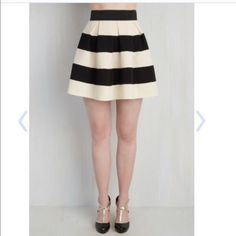 ✨FLASH SALE✨NWT Modcloth Lucky Skirt Brand new with tags! Enjoy! ModCloth Skirts A-Line or Full