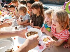 High Line Kids: Play with Your Food New York, NY #Kids #Events