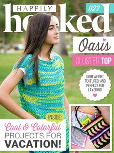 Interweave crochet winter 2018 knitcrochet magazines happily hooked issue and crochet communication crochet magazines fandeluxe Gallery
