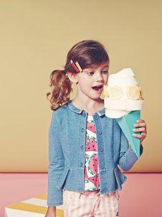 Kids fashion - Billieblush - Spring Summer 2015 Collection