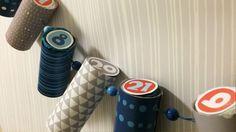 WC-paperirullahylsykalenteri | lasten | lapset | askartelu | joulu | käsityöt | kädentaidot | koti | idea | wc-paperirulla | hylsy | kierrätys | kierrättäminen | joulukalenteri | kalenteri | DIY ideas | kids | children | crafts | christmas | recycling | recycled | calendar | home | Pikku Kakkonen